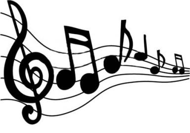 dibujos de notas musicales (2)